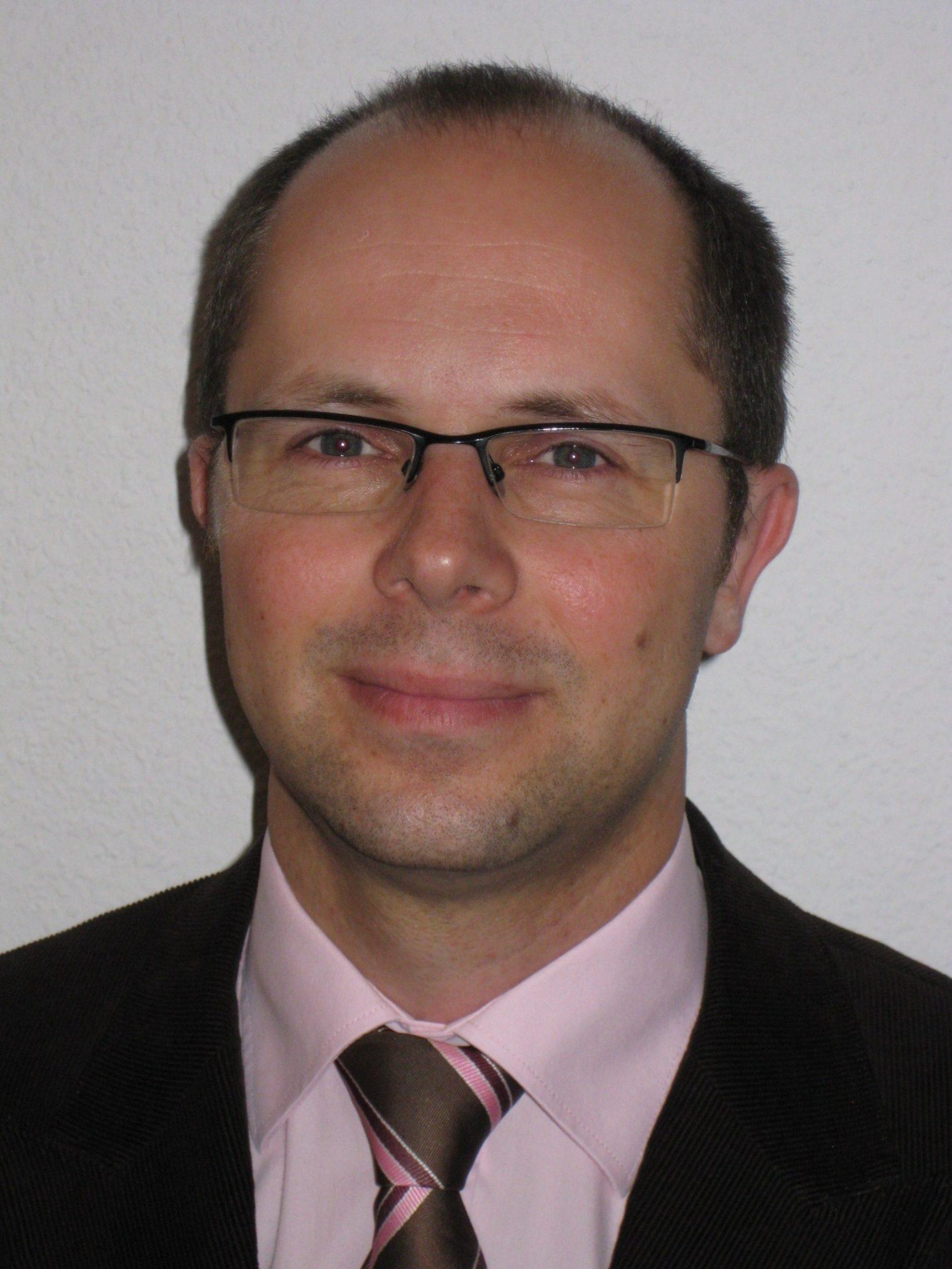 Preisträger Dr. Stephan Reichl