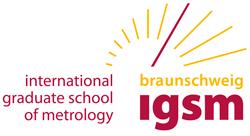Logo der Internationale Graduiertenschule für Metrologie