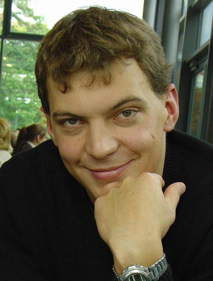 Reflexxes-Gründer Torsten Kröger