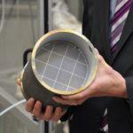 Veraschter Diesel-Partikelfilter zur Messung des Katalysatorwirkungsgrades mit einer simulierten Laufzeit von 200.000 Km