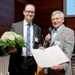 Prof. Dr. Daniel Werz und Laudator Prof. Dr. Hans-Ulrich Reißig (GDCh/Maik Schuck)