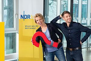 Birgit Langhammer und Darren Grundorf