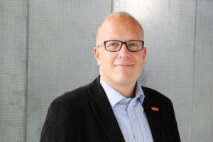 Christoph Herrmann, Professor für Nachhaltige Produktion und Life Cycle Engineering an der TU Braunschweig.