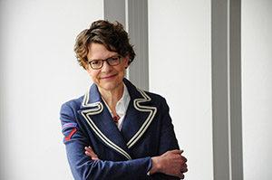 Forschungssprecherin des Jahres 2015 ist Dr. Elisabeth Hoffmann.