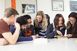 Lernen ohne Sprachbarrieren – zukünftig auch an der Fakultät 4.