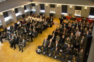 Über 100 Teilnehmer aus Deutschland, Österreich, Tschechien und der Schweiz waren in Braunschweig zu Gast. (ISBS/TU Braunschweig)
