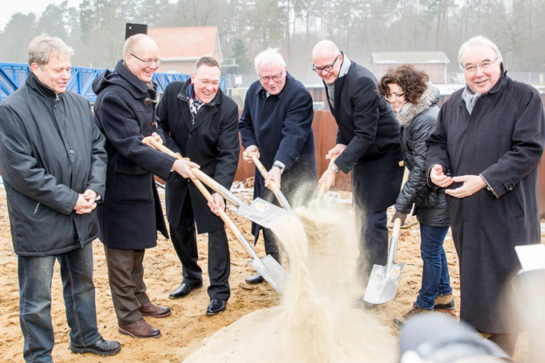 Salzgitter AG und TU Braunschweig errichten Forschungswasserkraftanlage