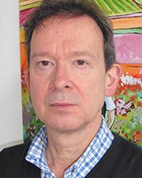 Bandleader, Pianist und Moderator Hans-Christian Hasse