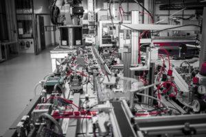 Expertenfabrik der TU Braunschweig: Maßgeschneiderte Energieeffizienz-Schulungen für den Mittelstand. (Foto: IWF/TU Braunschweig)