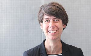 Prof. Dr. Carmen Becker vom Institut für Anglistik und Amerikanistik, Abteilung Englische Sprache und ihre Didaktik