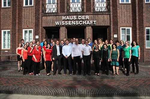 Unichor TU Braunschweig_Gruppenbild