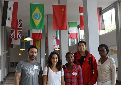 Insgesamt 65 Studierende aus 13 Nationen rund um den Globus besuchen in diesem Jahr die Internationalen Sommerkurse an der TU Braunschweig. Foto: TU Braunschweig