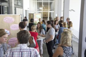 Ein voller Erfolg: der erste Tag der Beratung an der TU Braunschweig.