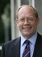 Prof. Dr. Lothar Hagebölling, Staatssekretär a. D.