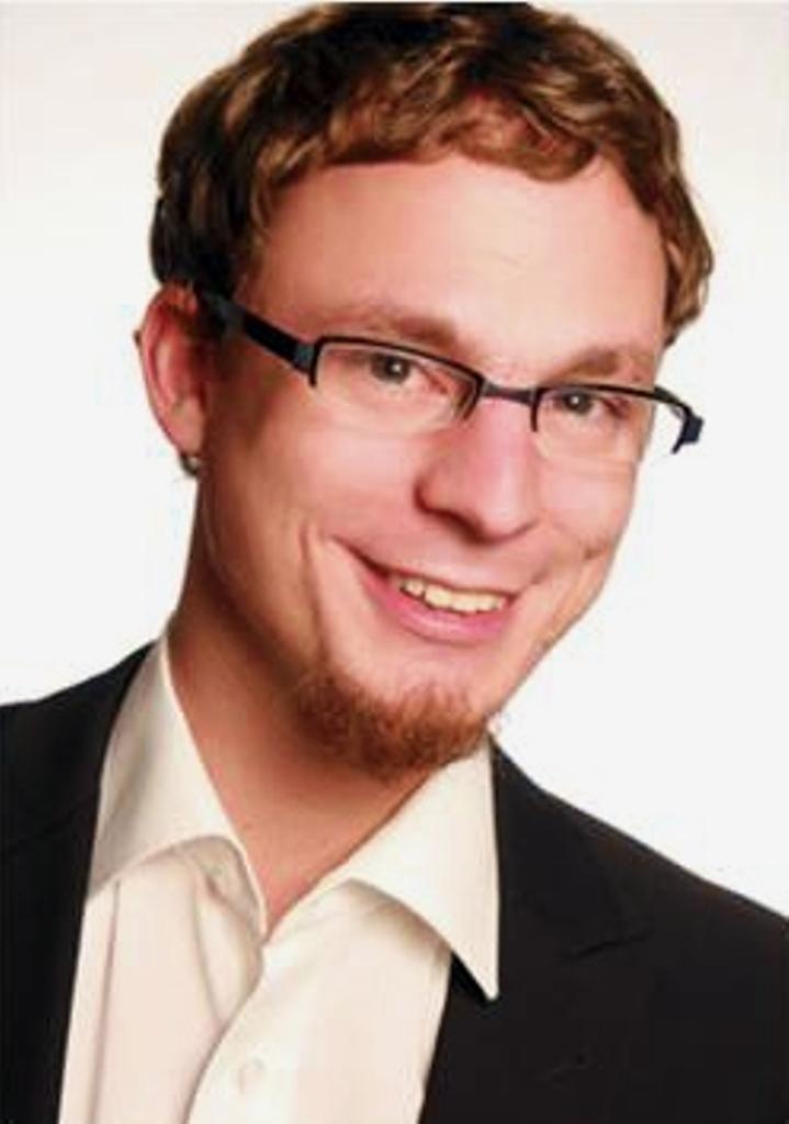 Glückstrainer Dipl.-Psych. Tobias Rahm (Foto: privat)