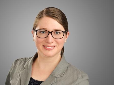 Projektmanagerin Anne Wolff (Foto: privat)