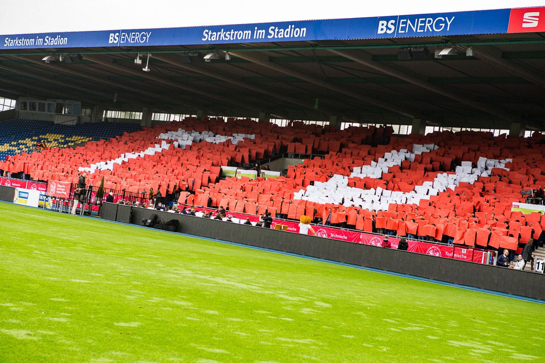 Semesterstart 2016 im Eintracht-Stadion