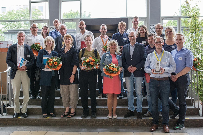 LehrLEO 2016: Viermal ausgezeichnete Lehre an der TU Braunschweig