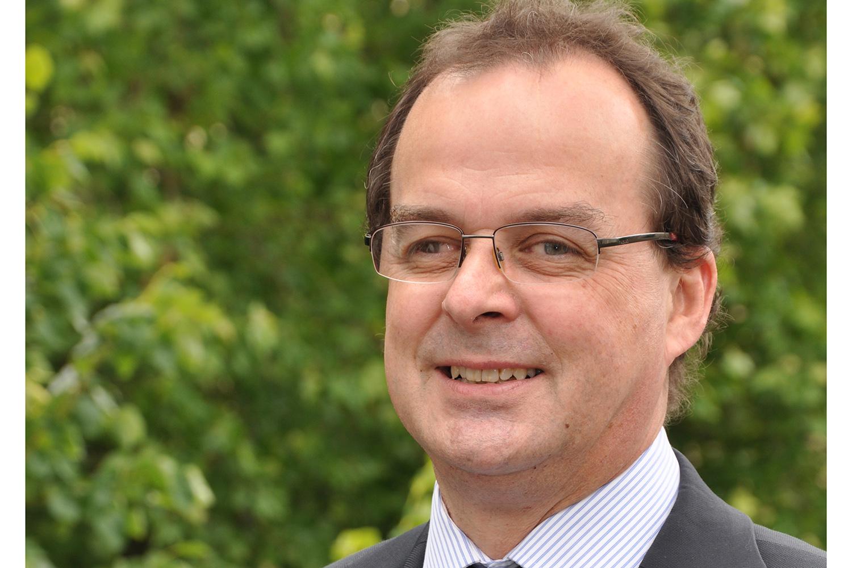 Porträt von Professor Dieter Jahn
