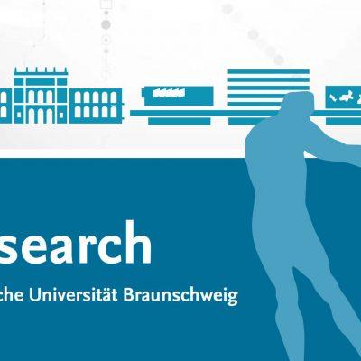 Ausschnitt aus dem Titelblatt des Forschungskatalogs