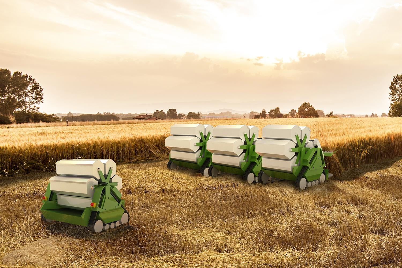Gr ne woche roboter schw rme f r die landwirtschaft tu for Mobel in braunschweig
