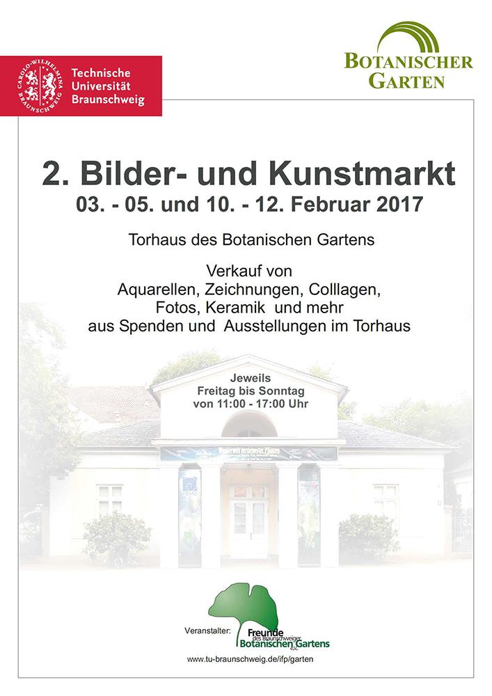 Bildnachweis: Freunde des Braunschweiger Botanischen Gartens