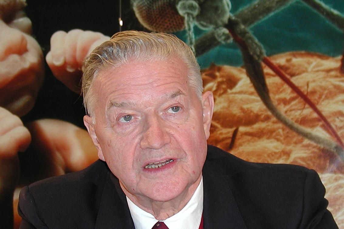 Am 28. Januar ist Lennart Nilsson gestorben. Bildnachweis: TU Braunschweig