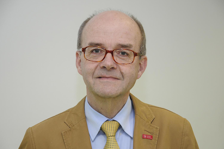Professor Dr.-Ing. Ulrich Reimers. Bildnachweis: TU Braunschweig