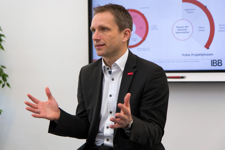 Prof. Patrick Schwerdtner