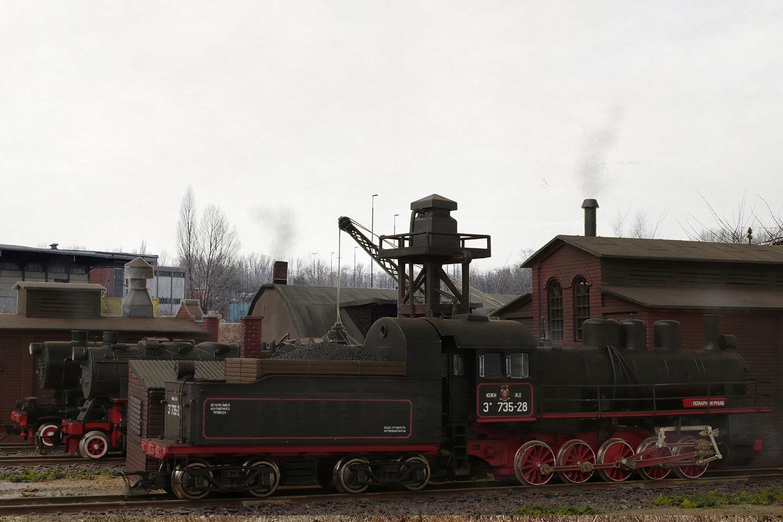 Virtuelle Eisenbahnwelten
