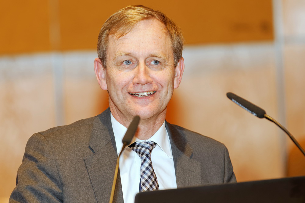 Professor Thomas Form. Bildnachweis: MobilitätsTalk Niedersachsen.