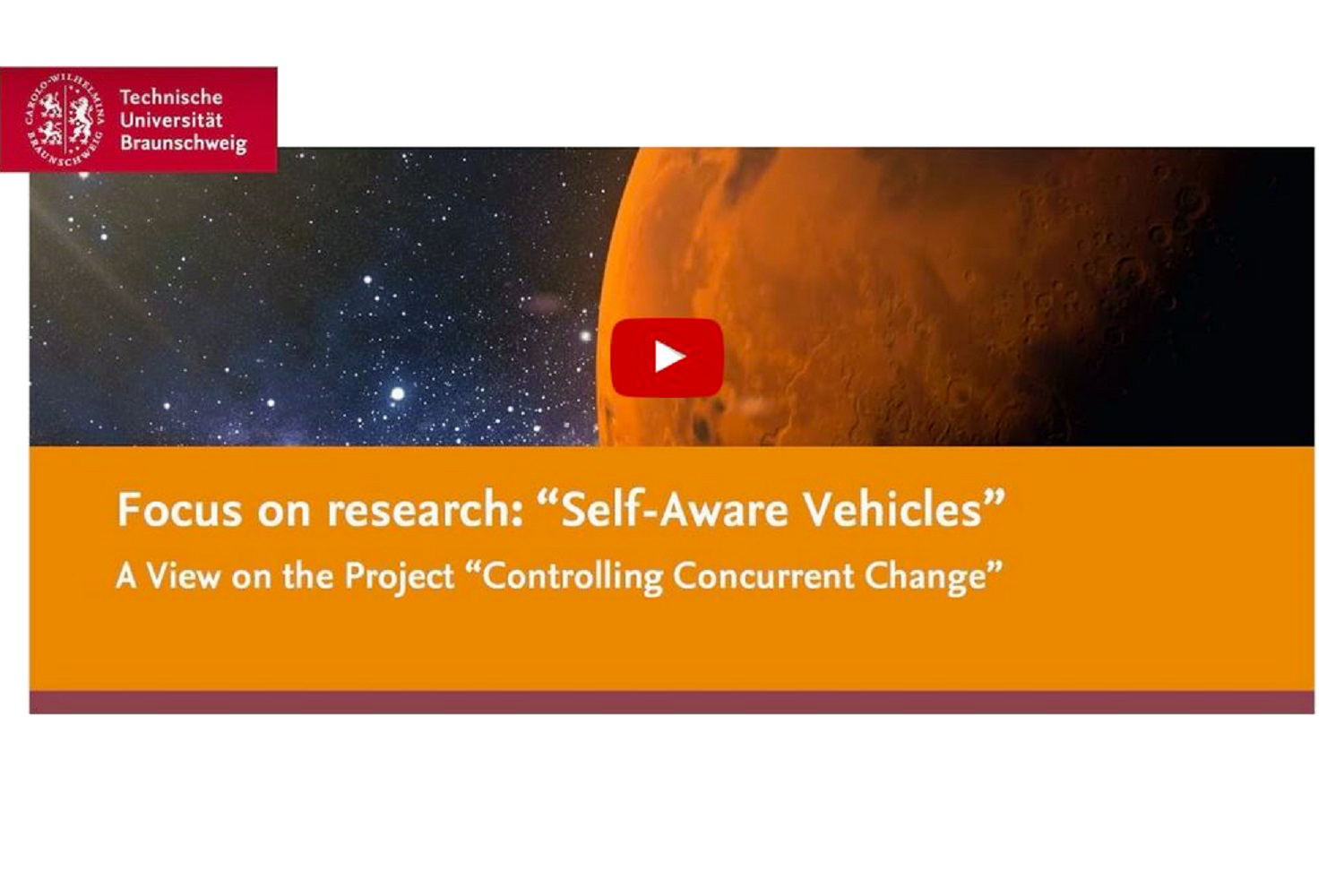 """A view on the Project """"Controlling Concurrent Change"""""""