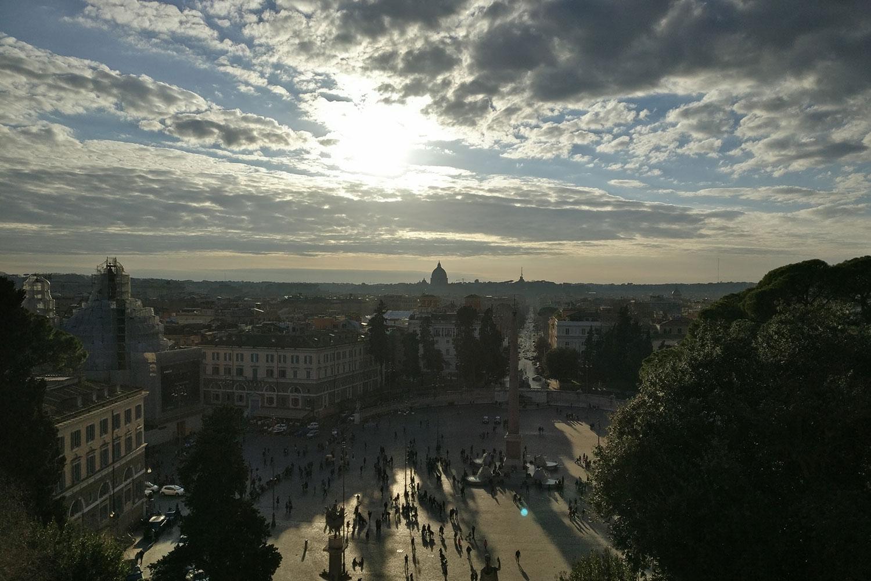 Post aus ... Rom