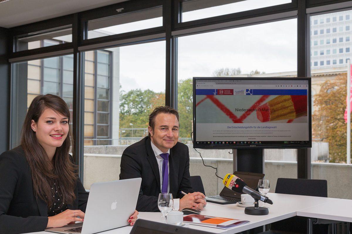 November: Niedersachs-O-Mat zur Landtagswahl geht online
