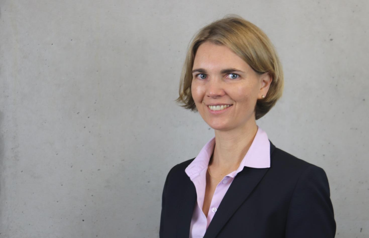 Professorin Tanja Kessel