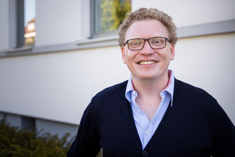 Dr. Marcus Friedrich vom Institut für Pädagogische Psychologie der TU Braunschweig