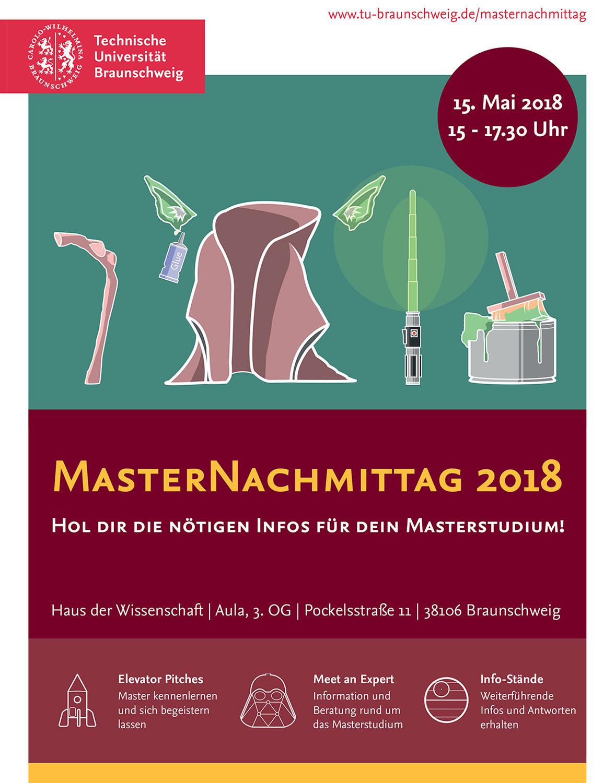 Poster MasterNachmittag