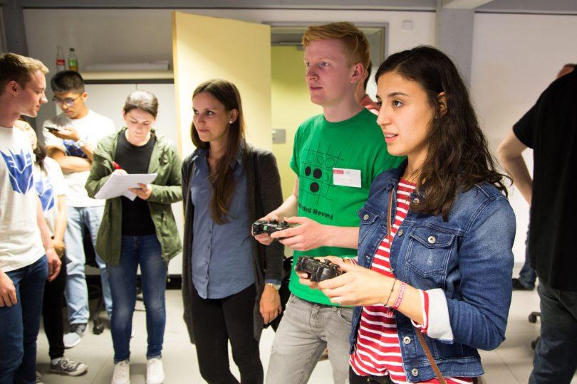 Tag der jungen Software-Entwickler 2017