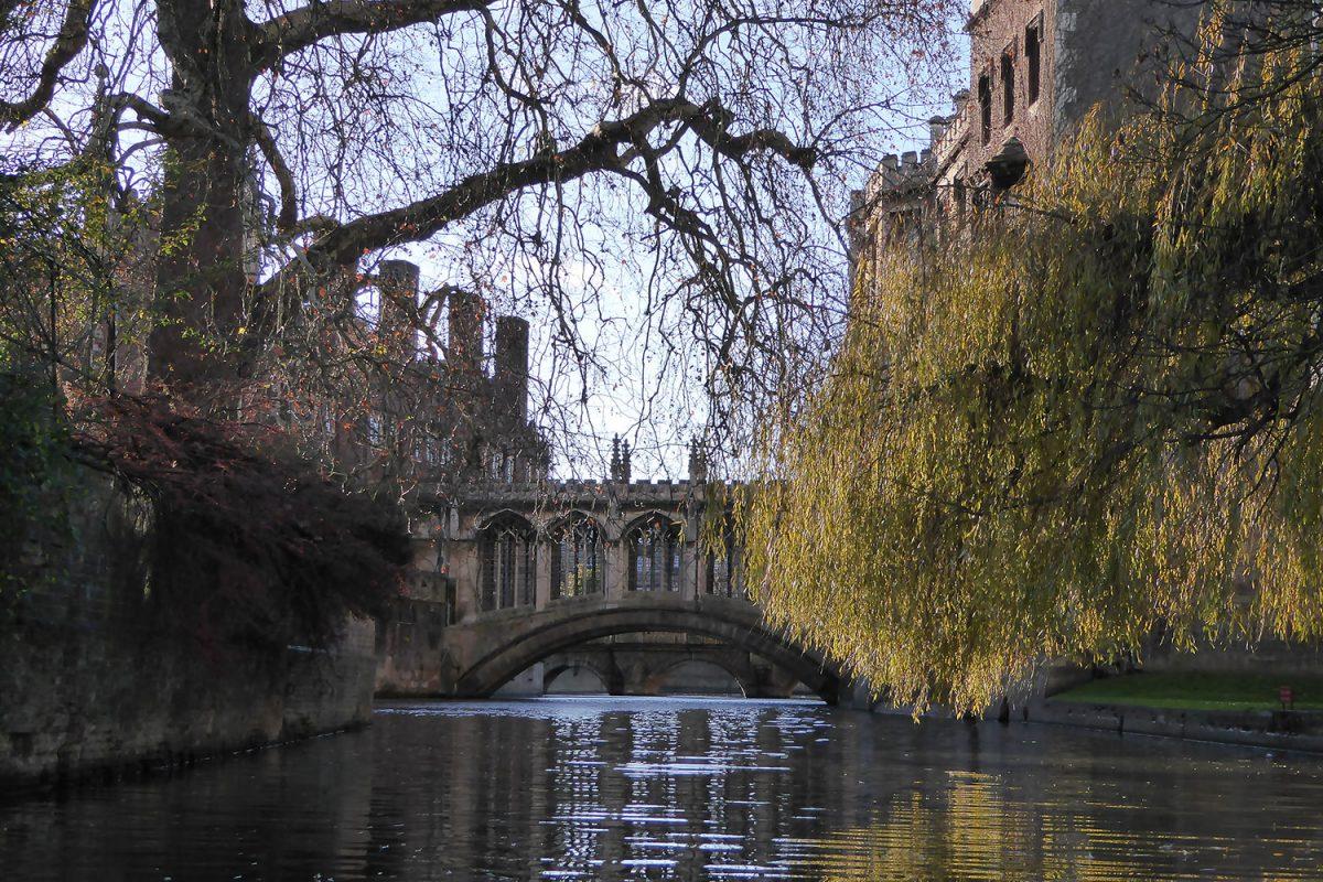 Post aus ... Cambridge