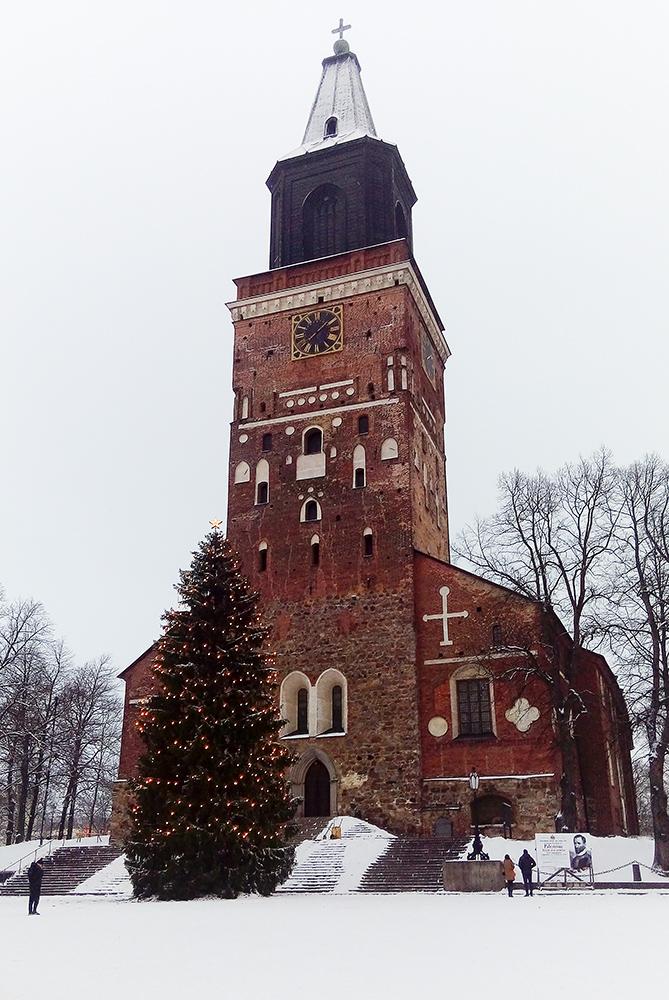 Post aus ... Turku