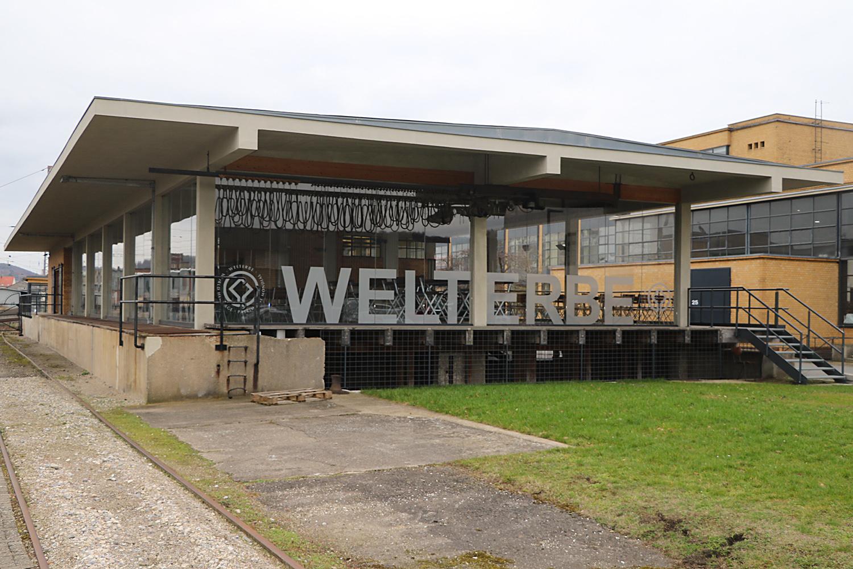 4d4bcd211f Das einstige Spänehaus des Fagus-Werks beherbergt heute das  UNESCO-Besucherzentrum. Bildnachweis: Karl Schünemann/Fagus-Werk