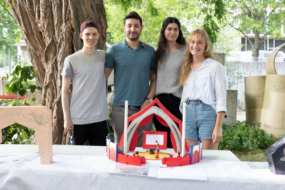 Portalbauwettbewerb 2019