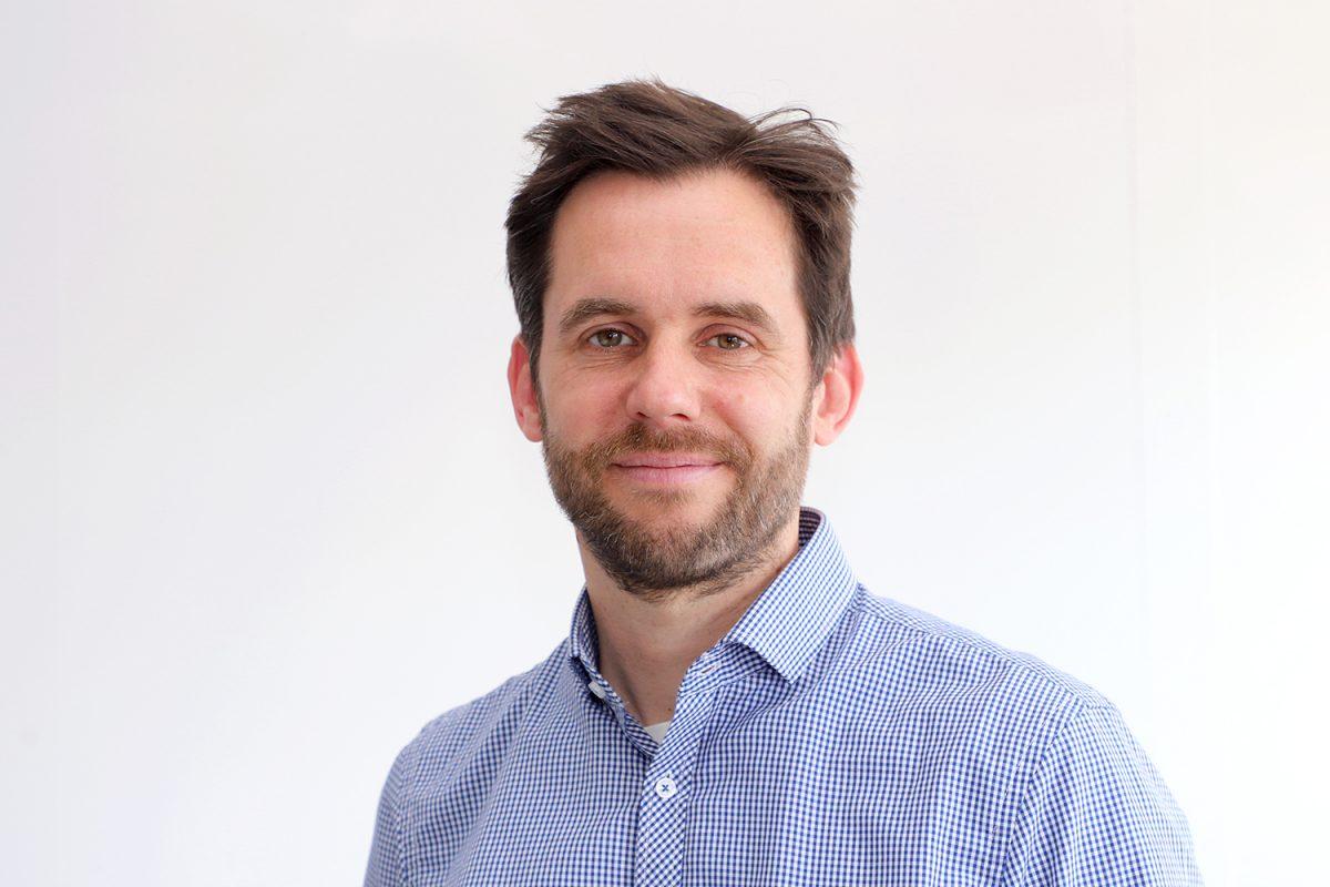 Portrait Professor Dr. Stephan Weber