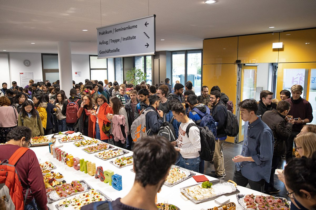 International students - TU Braunschweig (2019)