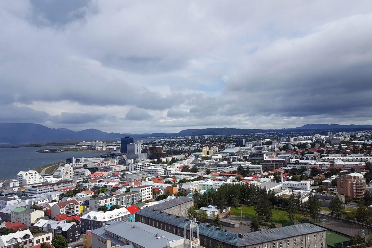 Post aus ... Reykjavik