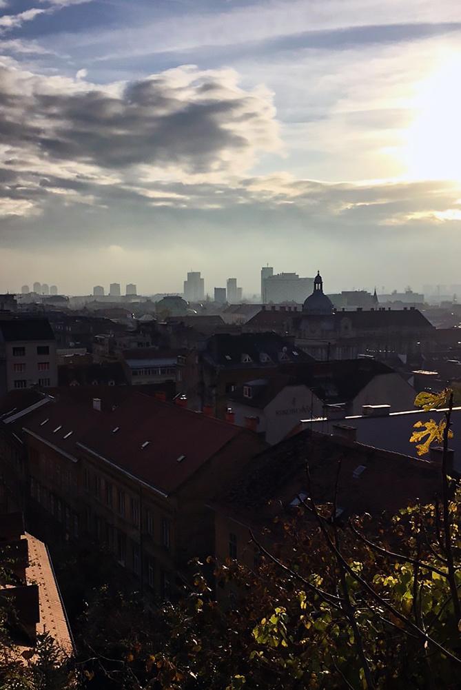 Post aus ... Zagreb
