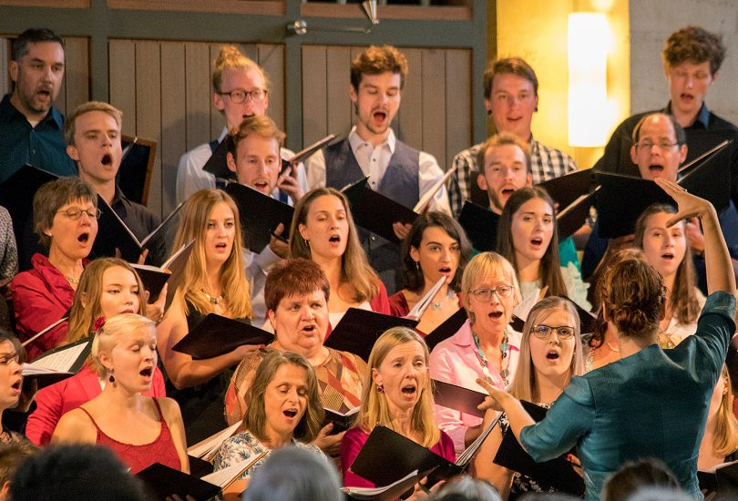 Der Chor der TU Braunschweig