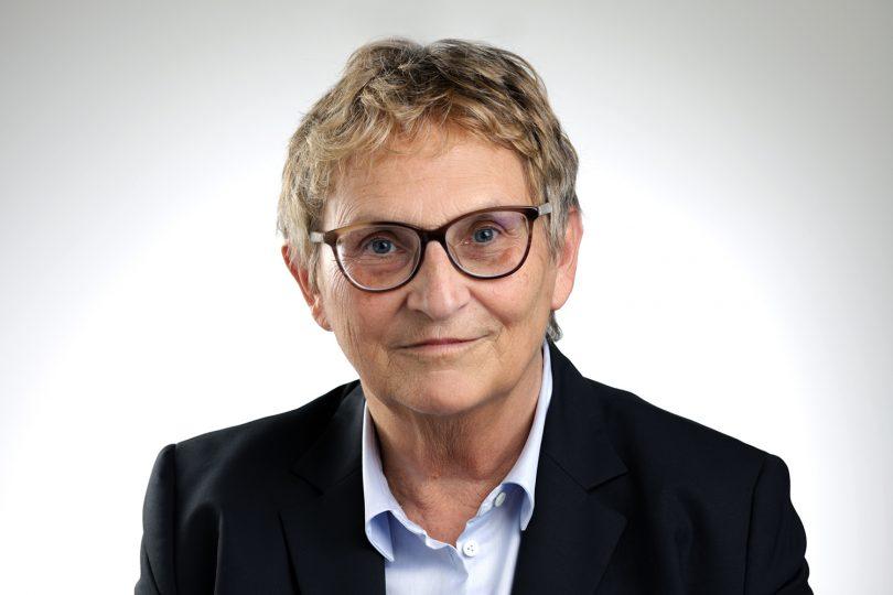 Professorin Gertrud Zwicknagl