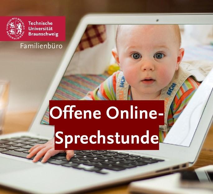 Familienbüro, Online-Sprechstunde