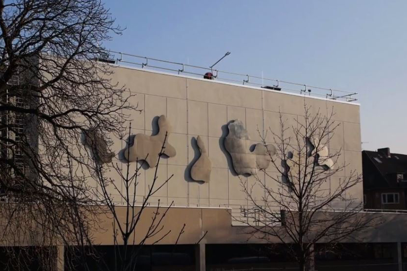 Dezember: Die Wolken am Audimax sind zurück